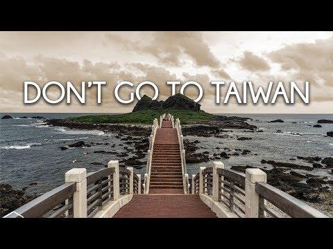 不要去台灣Travel film by Tolt #16