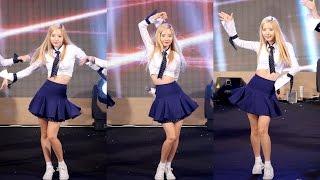 Download Lagu [161120] 우주소녀 WJSN, Cosmic Girls (보나 Bona) - 비밀이야 Secret (천하장사 씨름대축제) 직캠/Fancam by PIERCE Mp3