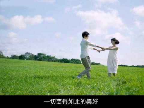 《红色季节》刘勇男+梁爱慈合唱 Chinese New Year Song