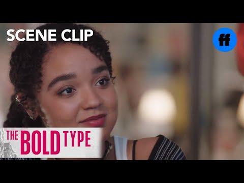 The Bold Type | Season 1, Episode 2: Kat And Adena Reconnect | Freeform