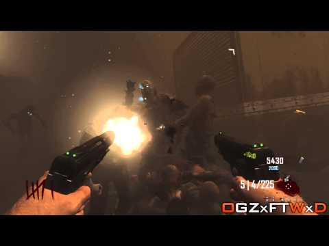 Black Ops 2 Zombie Glitches: Tranzit Zombies - 3 Simple Barrier Glitches!