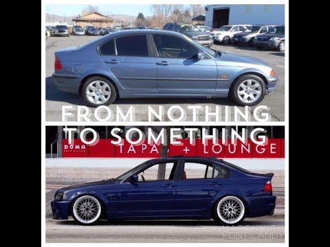 E46 build: from ordinary to extraordinary!