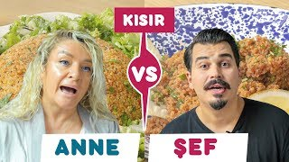 Video Kısır - Anne vs. Şef #3 | Yemek.com MP3, 3GP, MP4, WEBM, AVI, FLV September 2018