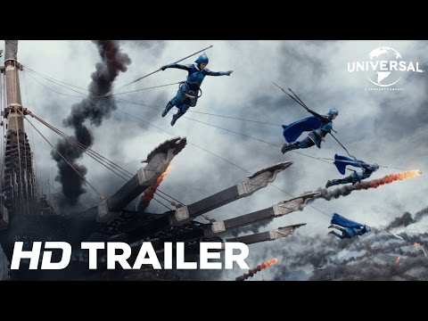 The Great Wall | offciële trailer 2 (Universal Pictures) HD - UPInl
