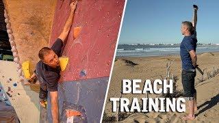 Power Endurance And Beach Lattice Training by Matt Groom