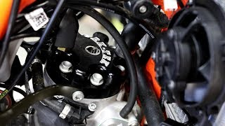 10. 2019 KTM 250 EXC TPI- RK Tek Head Review