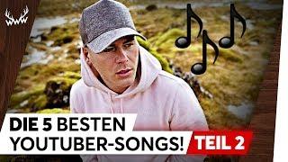 Video Die 5 besten YouTuber-Songs! - Teil 2 | TOP 5 MP3, 3GP, MP4, WEBM, AVI, FLV Mei 2018