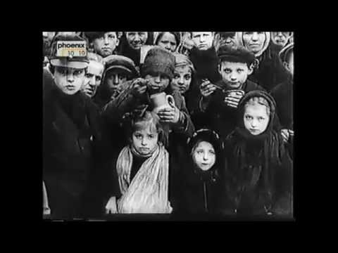 1919 - Der Versailler Friedensvertrag beendet den Ers ...