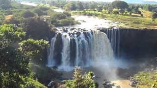 The Blue Nile Falls - Ethiopia