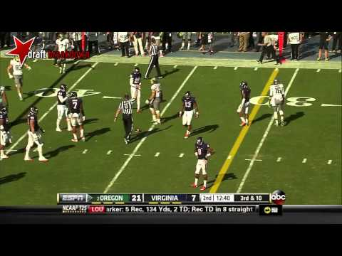 Marcus Mariota vs Virginia 2013 video.
