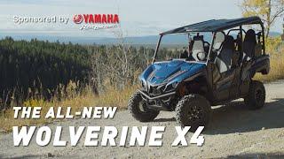 3. 2019 Yamaha Wolverine X4 - West Yellowstone Adventure - Sponsored