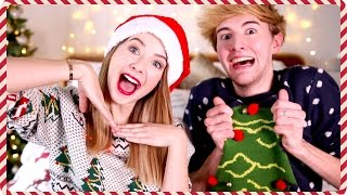 Ultimate Christmas Quiz With Mark | Zoella