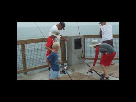 Navarre Beach Fishing Pier/Part 2 – July 2010