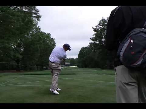 Kevin Stadler Golf Swing