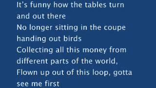 Akon   Keep Up   Lyric Version!