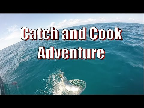 Catch And Cook: Fishing In The Florida Keys (Guest Presenter)