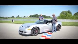 Hot laps at the NCM Motor Sports Park with Brian Brennan by Hot Rod Magazine
