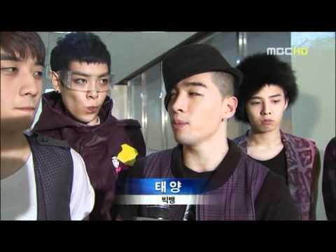 WonderBang on MBC News Desk 081004
