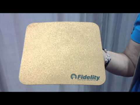Eco Promotional Products Cork Mouse Pad