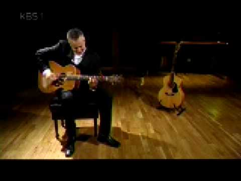 Angelina - Tommy Emmanuel playing