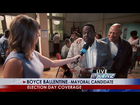 The Soul Man: 'Boyce Ugly Cries on Election Day' | TV Land