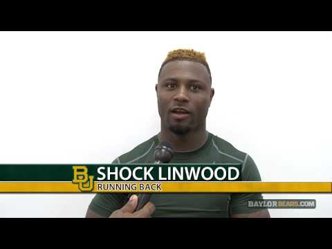 Shock Linwood Interview 8/31/2014 video.