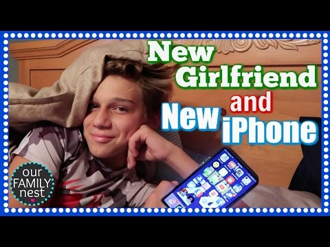 NEW GIRLFRIEND & A NEW IPHONE 7!!!  WHAT A WEEK!