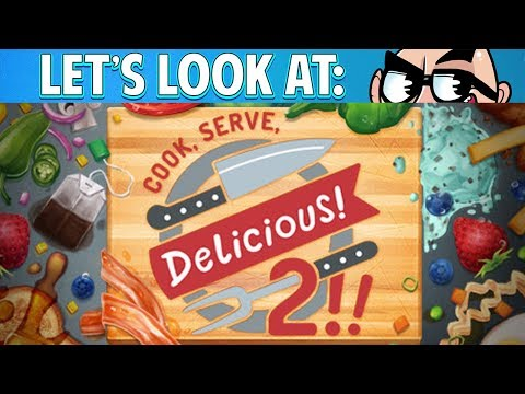 Let's Look At: Cook, Serve, Delicious 2!