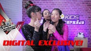 Video INI PESAN KIM DAN ANGGIS UNTUK SHARLA | VICTORY STORY #15 | The Voice Kids Indonesia S2 GTV 2017 MP3, 3GP, MP4, WEBM, AVI, FLV Desember 2017