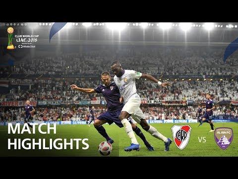 "Video - Ο Μπεργκ το ""κάρφωσε"" στη Ρίβερ! Η Αλ Αίν στον τελικό του Παγκοσμίου Κυπέλλου Συλλόγων"