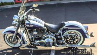10. 2006 Harley Davidson Deluxe  Used Motorcycles - Anaheim,California - 2013-10-11