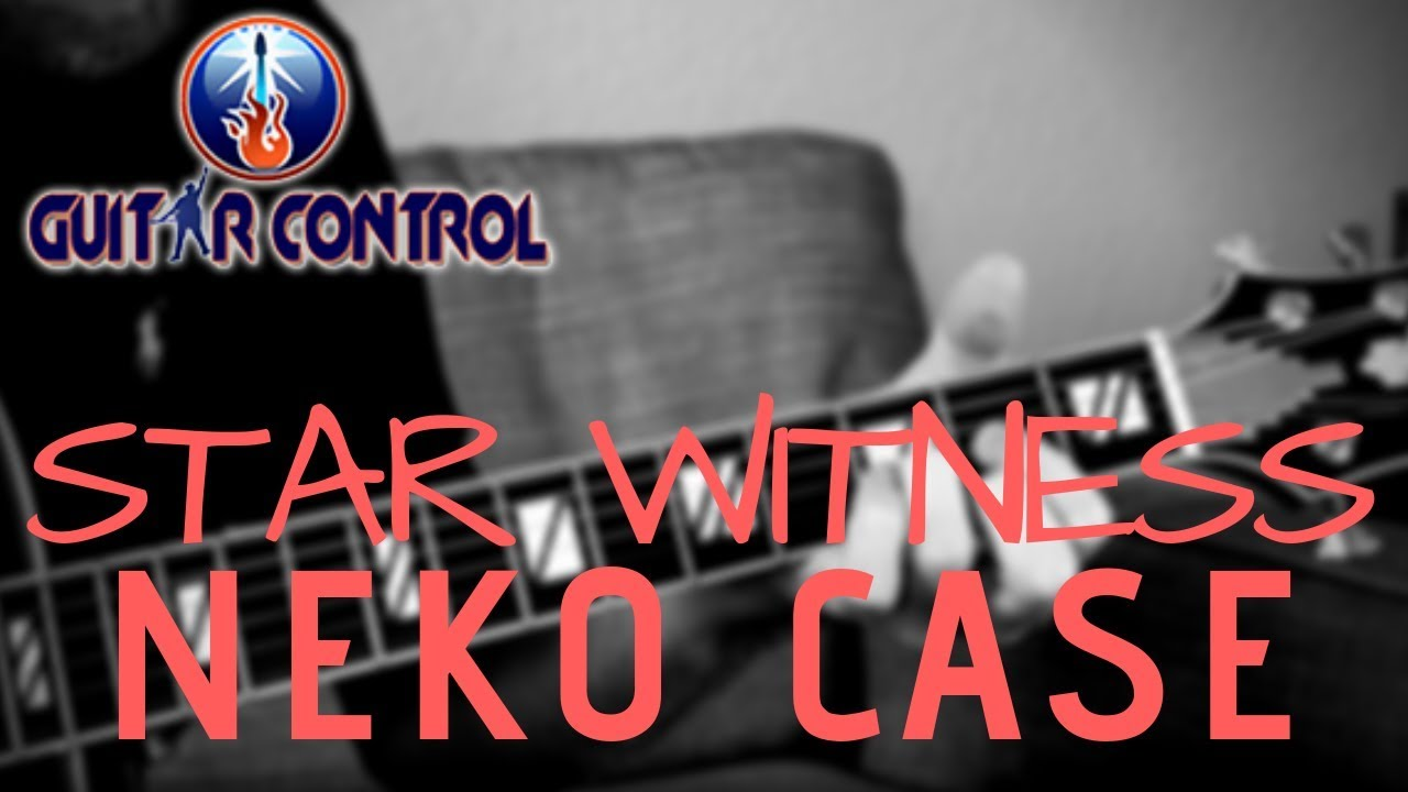 "How To Play ""Star Witness"" By Neko Case – Easy Acoustic Guitar Song Lesson"