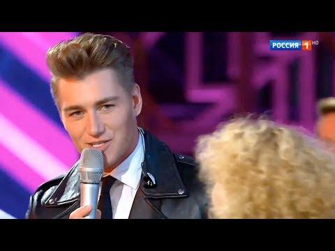 Алексей Воробьев исполнил хит \Я тебя люблю\ и покорил всех актрис программы \Привет Андрей\ - DomaVideo.Ru