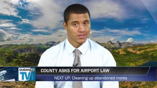 County Seeks Law to Establish Airport Authority