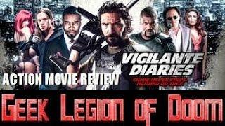Nonton Vigilante Diaries   2016 Michael Jai White   Action Movie Review Film Subtitle Indonesia Streaming Movie Download