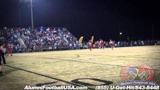 Elkmont (AL) United States  city photo : 4-11-14 Ardmore vs Elkmont (Highlights) Alumni Football USA