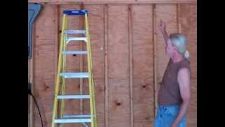 Part 2 in the series of building your own 24' x 24' garage and save money. In this video I go over construction ideas, tips, as well as the entire area of buying materials, building permits, and the paperwork required for building a 24'x24' garage. Long video but some good info!