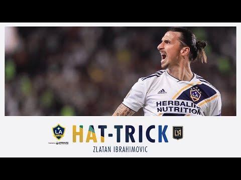 Video: Zlatan Ibrahimovic's hat trick vs. LAFC | July 19, 2019