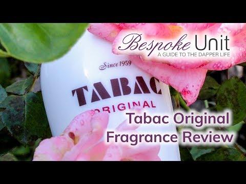 Tabac Original Eau de Cologne Review: A Classic Men's Fragrance From Mäurer & Wirtz