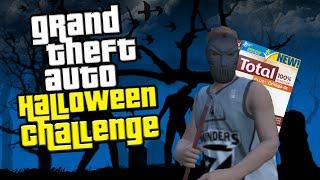GTA 5: ONLINE | HALLOWEEN CHALLENGE: Serial Vs Civilian (Funny Gaming Moments) | Part 1 Of 3