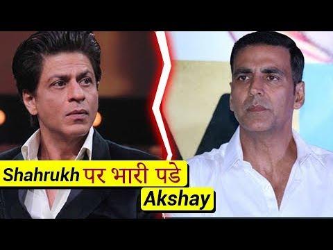 Akshay Kumar BEATS Shahrukh Khan | Toilet Ek Prem