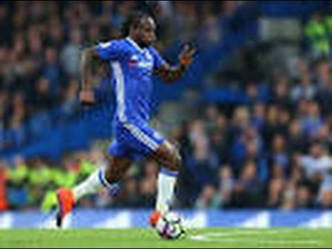 Victor Moses Goal - Chelsea vs Tottenham 2-1 - Premier League HD