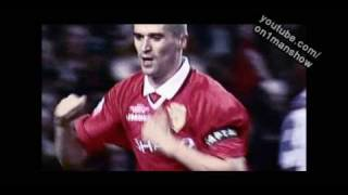 Tacklings, Fouls und Tore mit Roy Keane