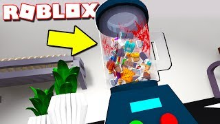 SURVIVE A DEADLY BLENDER IN ROBLOX!