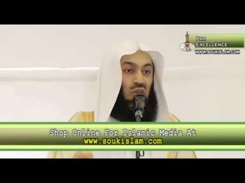 Sweetness Of Imaan (Faith) – Mufti Menk