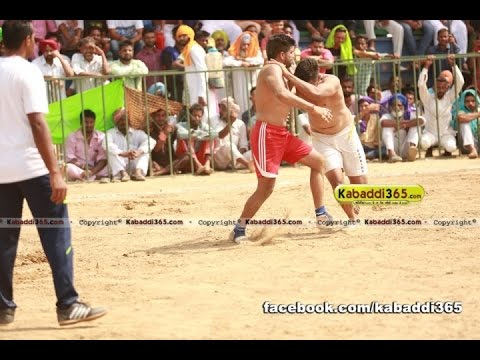 Kishanpura (Moga) Kabaddi Tournament 19 Sep 2016