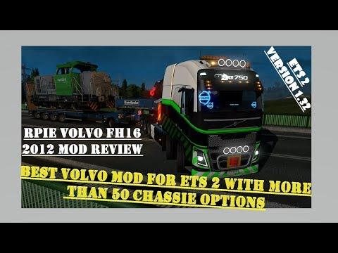 Volvo Fh16 2012 v1.32.2.39s by RPIE