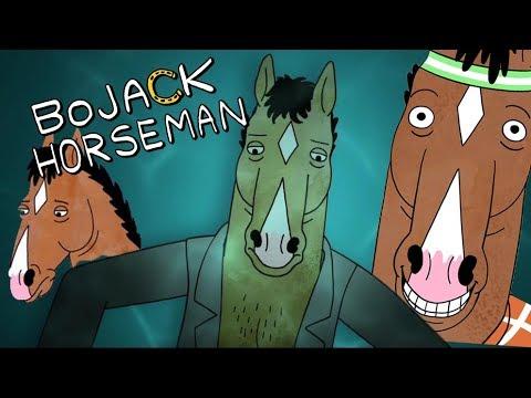 Bojack Horseman Frases de Reflexão