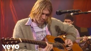Nirvana - About A Girl (MTV )