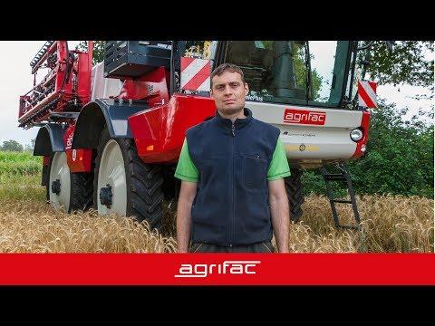 Agrifac Condor Testimonial Deutschland Berthold Bömer